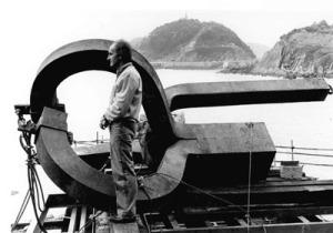 Eduardo Chillida- Peine del Viento, 1976