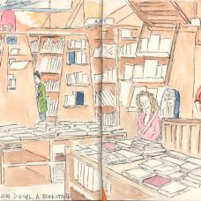 Diesel, A Bookstore