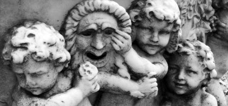 Garden Sculpture, The Elms, Newport Rhode Island