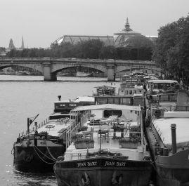 River Seine - Paris, France